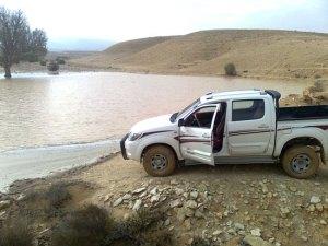 سيول وسط سيناء