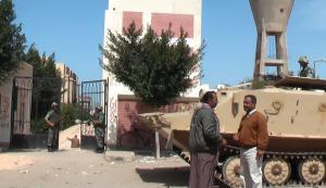 الاستفتاء فى الشيخ زويد