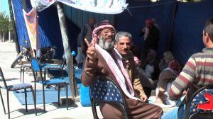 """محمد المنيعى واشرف الحفنى """" لجنة حماية الثورة """""""