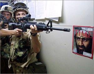 امريكا اعلنت مقتل بن لادن فى عملية عسكريه لقوات خاصة
