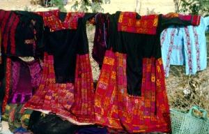 تراث   الثوب البدوى المطرز  النسائى من تراث سيناء
