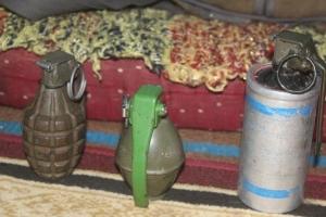 اسلحة استخدمت فى مواجهات العريش