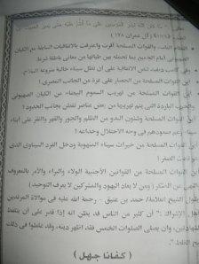 بيان القاعدة فى سيناء صفحة 2