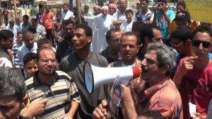 مناضل من سيناء | اشرف الحفنى مناضل عنيد عند حقوق الفقراء والحريات