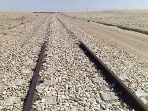 سكك حديد سيناء اموال تحت الرمال