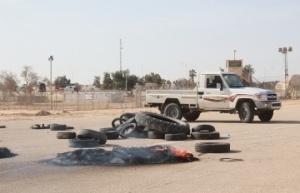 حصار قوات حفظ السلام فى شمال سيناء