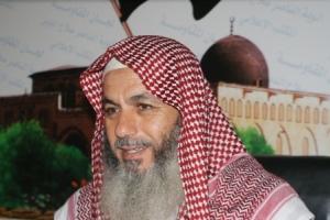 الشيخ زهير القيسى- لجان المقاومة الشعبية