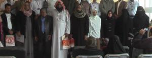 اباء وامهات الشهداء فى شمال سيناء