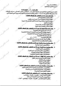 وظائف جديدة فى التربية والتعليم شمال سيناء