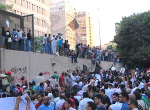 السفارة الامريكية فى القاهرة