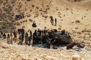 صورة حادث الامن المركزى وسط سيناء ، حوادث وقضايا سيناء