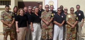 صورة قوات حفظ السلام متعددة الجنسيات فى سيناء